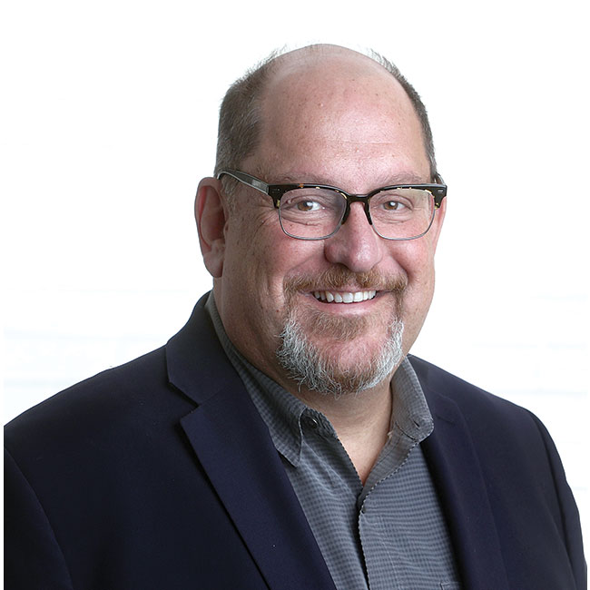 A headshot of Foodmix's founder and CEO, Dan O'Connell.