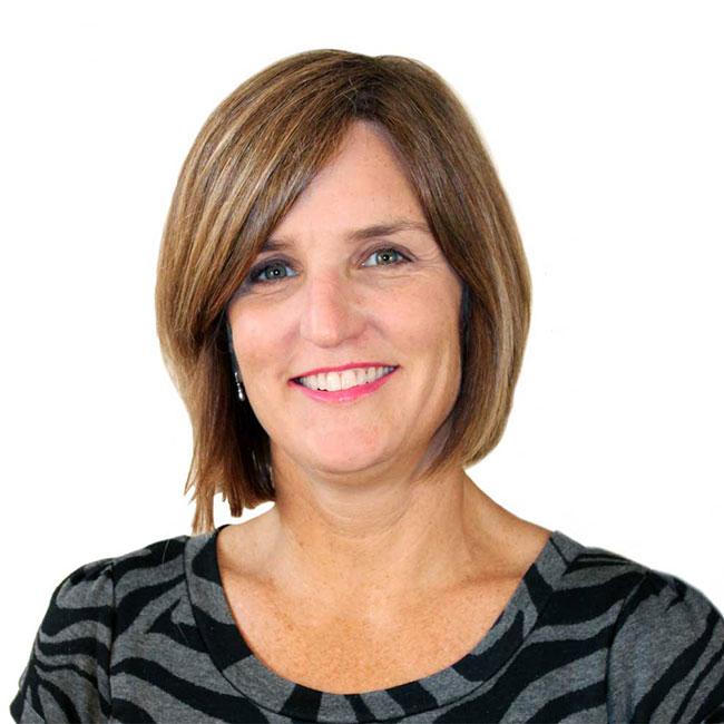 Foodmix's VP of Client Development, Nadine Baarstad